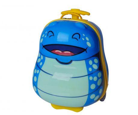 Τρόλεϋ για παιδιά Bouncie Bug Ocean 13 L