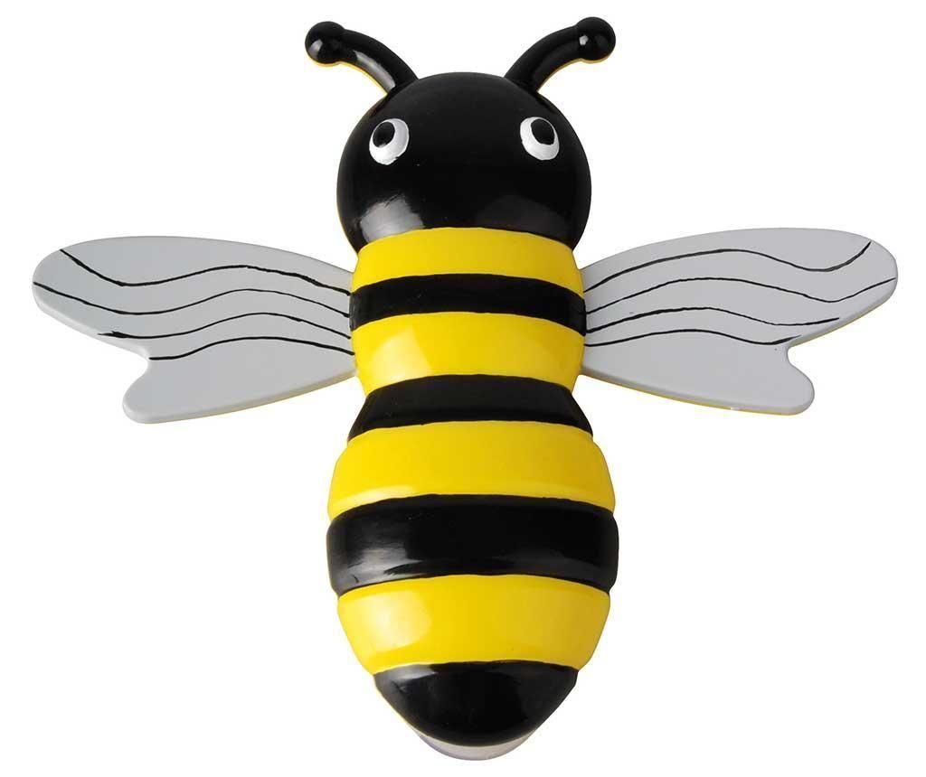 Venkovní teploměr Yellow Bee