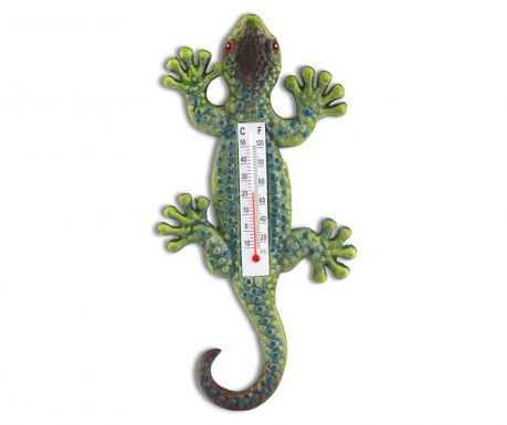 Room thermometer Lizard Green