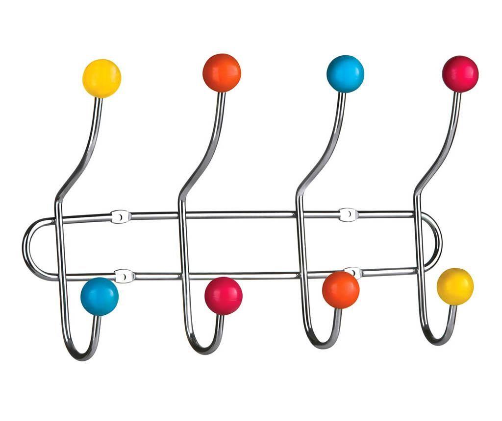 Obešalnik Multi Colour Dots