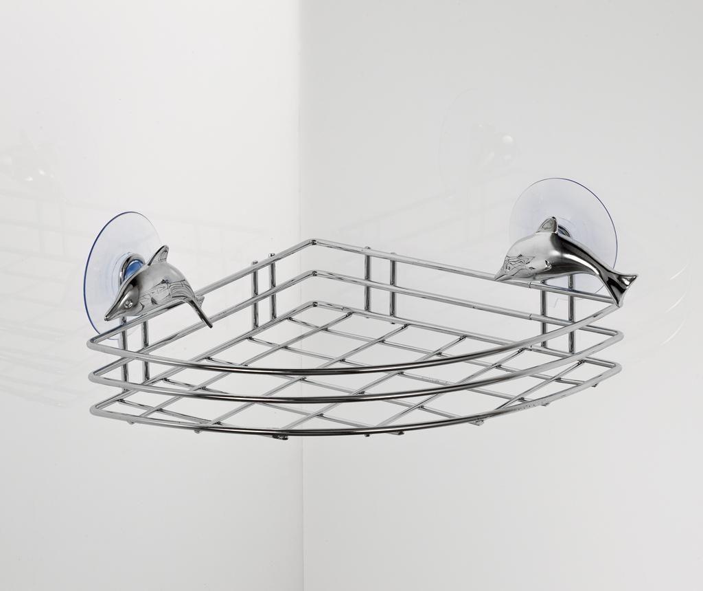 Suport accesorii de baie Dolphin Corner