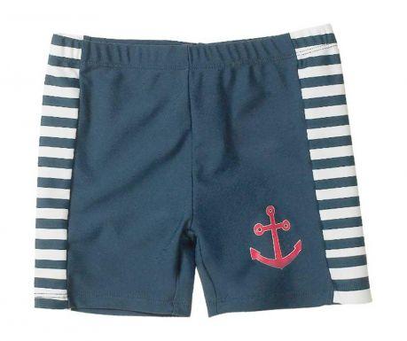 Anchor Blue and White Gyermek rövidnadrág 6-7 év