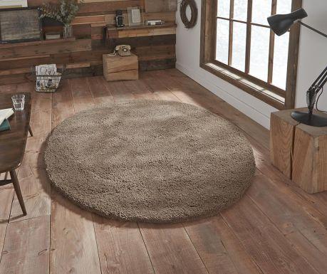 Covor Snowdon Mink Round 150 cm
