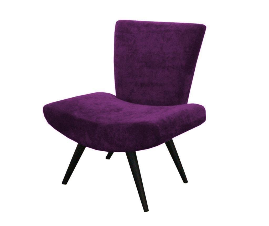 Fotelja Max Ibiza Violet