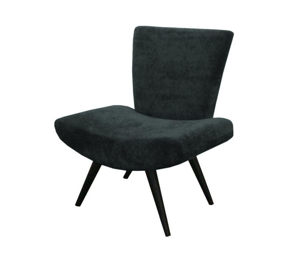 Fotelja Max Ibiza Dark Grey