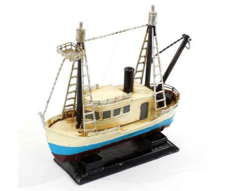 Dekorace Boat Ivory