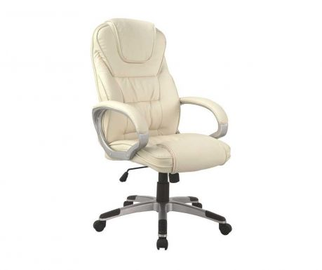Kancelářská židle Agatha Beige