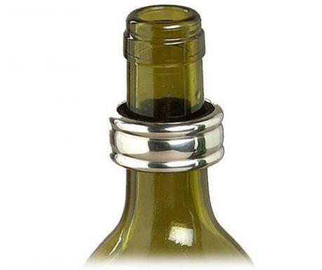 Inel antipicurare pentru sticla de vin Simple