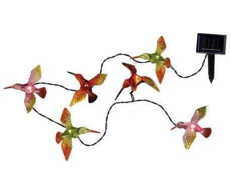 Solarna girlanda świetlna Hummingbirds