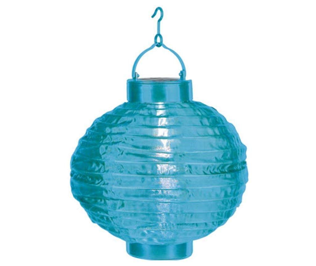 Solární lucerna Pan Blue