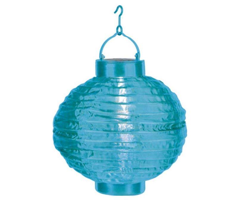 Solarna lanterna Pan Blue