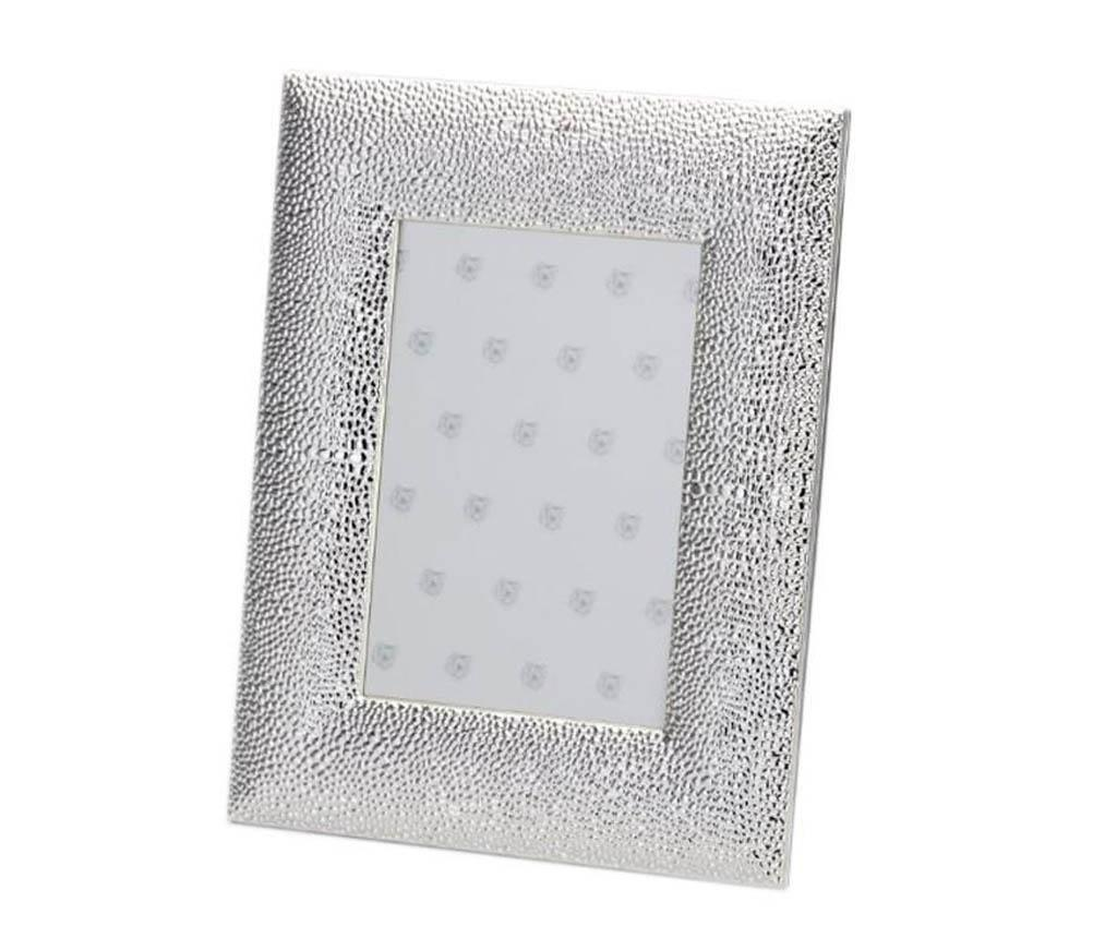 Rama foto Shiny Silver M - Hermann Bauer jun. GmbH, Gri & Argintiu