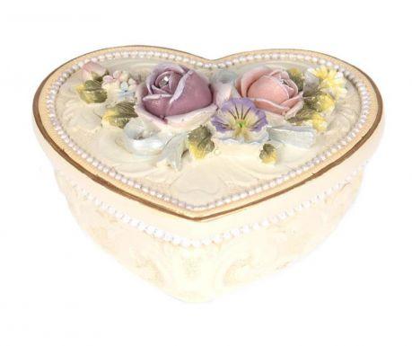 Кутия за бижута Paisley Roses