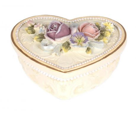 Kutija za nakit Paisley Roses