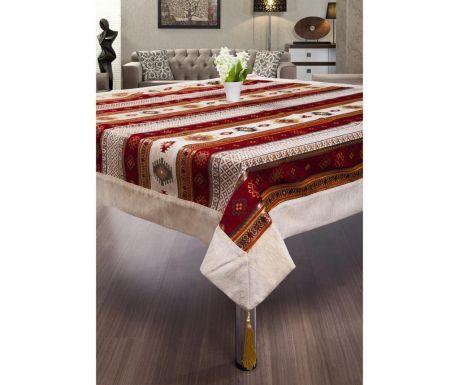 Sedef Cream Asztalterítő 155x155 cm