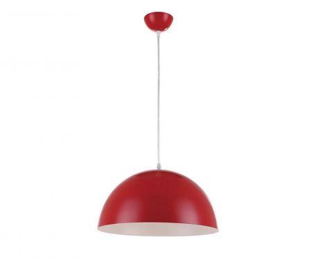 Lampa sufitowa Half Ball Red