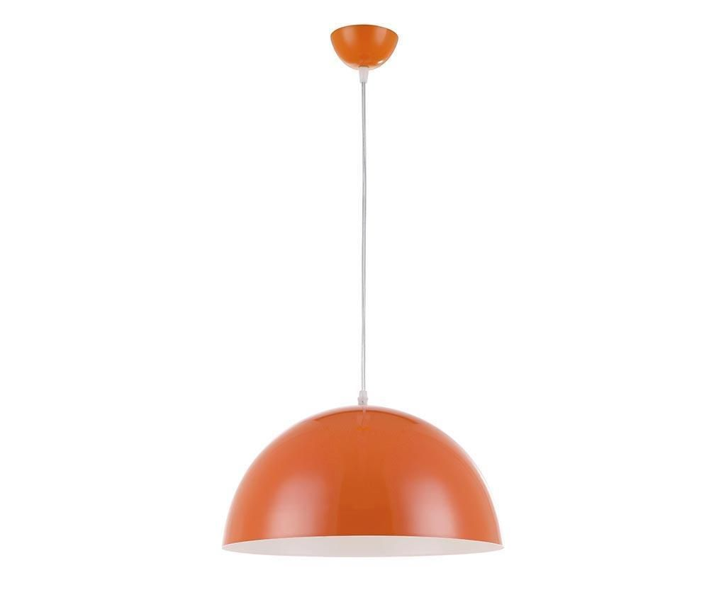 Lustra Half Ball Orange