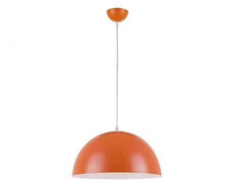 Lampa sufitowa Half Ball Orange