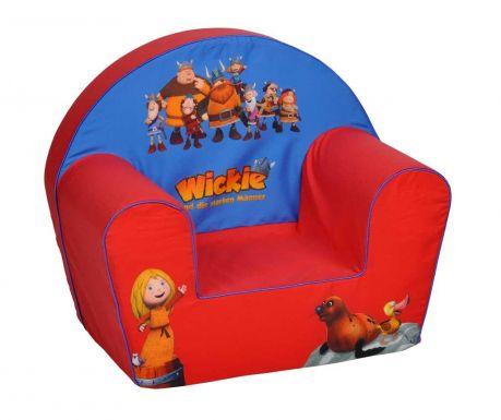 Πολυθρόνα για παιδιά Wickie & Vikings