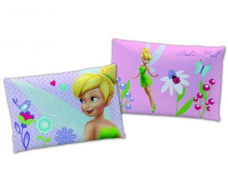 Disney Fairies Ladybug Díszpárna 28x42 cm