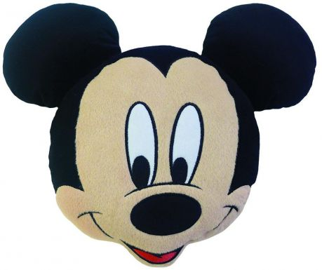Perna decorativa Mickey Smile 3D 32x38 cm