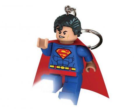 Obesek za ključe z lučko Lego Super Heroes Superman