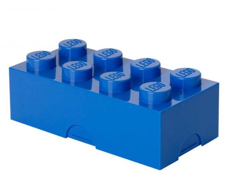 Cutie pentru pranz Lego Blue