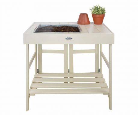 Vrtlarski sklopivi radni stol Melvin White
