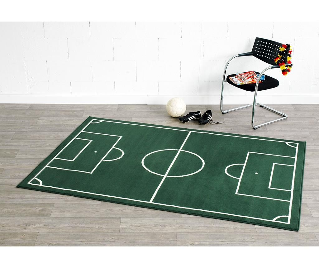 Covor de joaca Soccer Field 80x150 cm