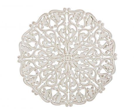 Stenska dekoracija Vishal White