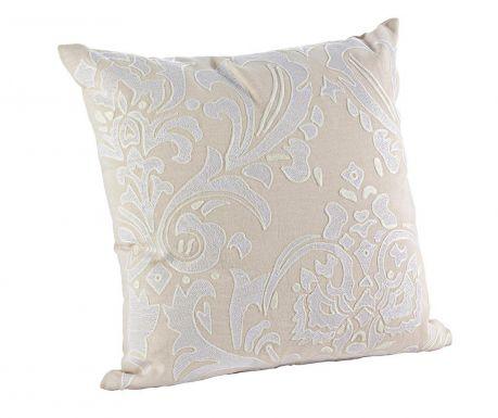 Dekorační polštář Alison White 45x45 cm
