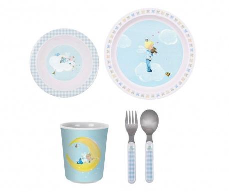 Little Prince 5 darabos Étkészlet gyerekeknek