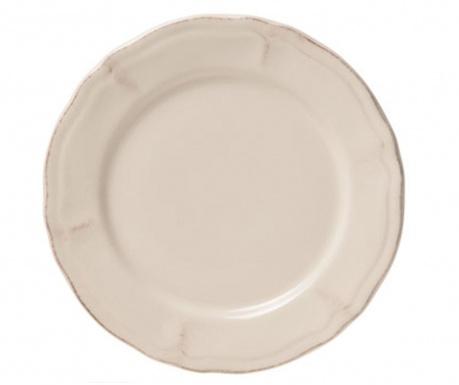 Dezertní talíř New England Ivory