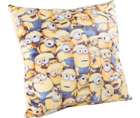 Декоративна възглавница Minions 35x35 см