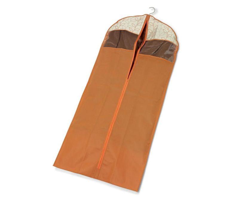 Husa pentru haine Bloom Orange 60x137 cm