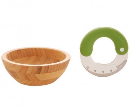 Set zdjela i rezač začinskog bilja Shear