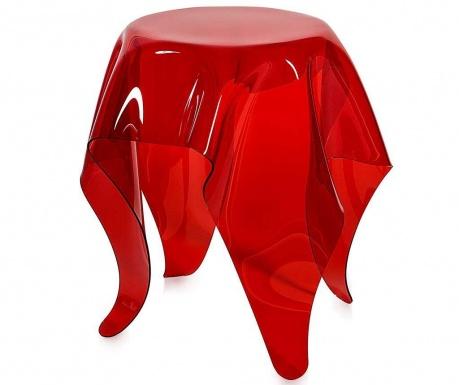 Drappeggi Red Asztalka