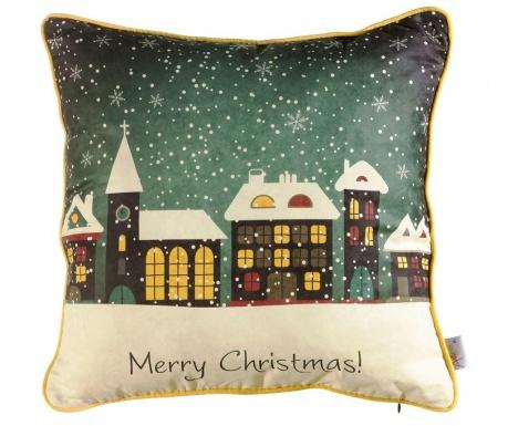 Prevleka za blazino Christmas Night 43x43 cm