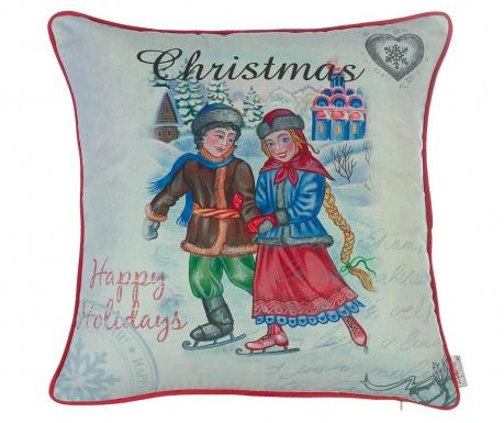 Prevleka za blazino Christmas Romance 43x43 cm