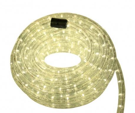 Светеща гирлянда за екстериор Rope Warm White