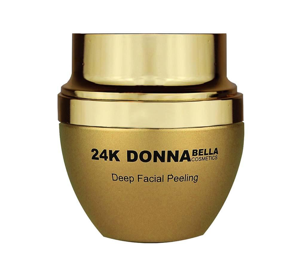 Crema Exfolianta Pentru Fata Golden 50 Ml