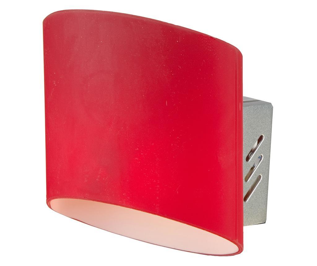 Lampa de perete Saragossa Red