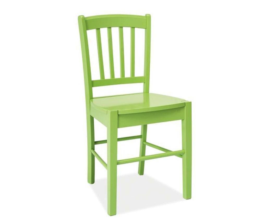 Scaun Striped Green - Signal, Verde