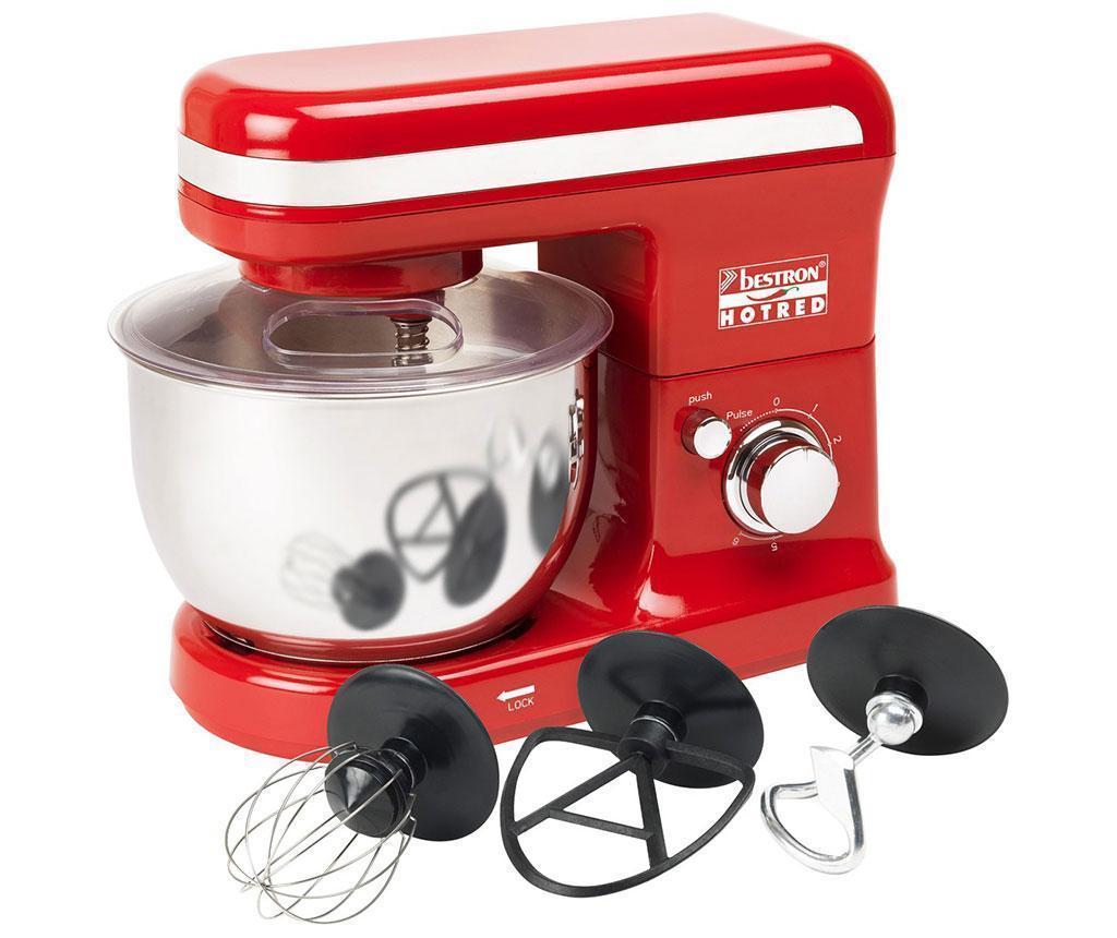 Robot Bucatarie Master Hot Red Rosu