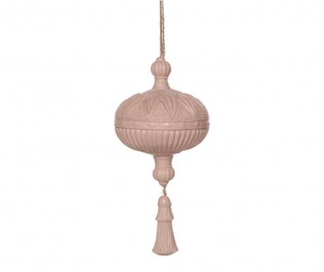 Διακοσμητική μπάλα Tassel Light Pink
