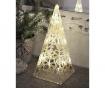 Zunanja svetlobna dekoracija Snow Pyramid S