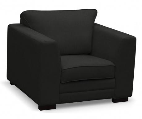Fotel Taffetas Black