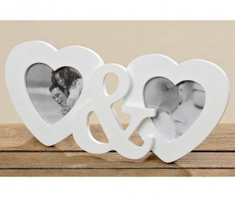 Рамка за 2 снимки Amore
