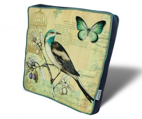 Elegant Little Bird Ülőpárna 42x42 cm