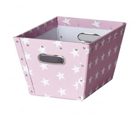 Cutie pentru depozitare Ajax Stars Pink S